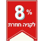 8% מבצע פסח 2016