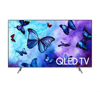"מסך 65"" Flat Premium Slim 4K QLED SMART TV SAMSUNG דגם UE65Q6FN"