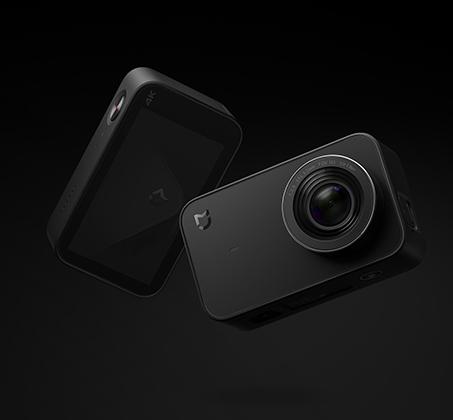 מצלמת אקסטרים שיאומי לתיעוד הדרך ברכב וצילומי אקסטרים Mi Action Camera 4K - משלוח חינם - תמונה 5