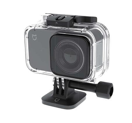 מצלמת אקסטרים שיאומי לתיעוד הדרך ברכב וצילומי אקסטרים Mi Action Camera 4K - משלוח חינם - תמונה 2