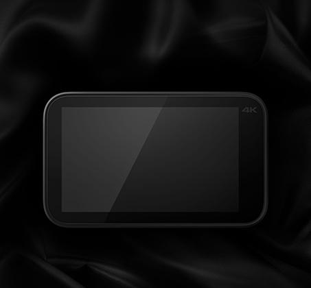 מצלמת אקסטרים שיאומי לתיעוד הדרך ברכב וצילומי אקסטרים Mi Action Camera 4K - משלוח חינם - תמונה 7