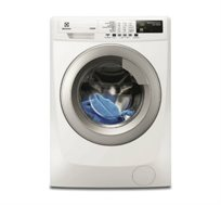 """מכונת כביסה Electrolux פתח קידמי קיבולת 10 ק""""ג 1400 סל""""ד דגם EWF1404BR"""