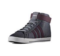נעלים גבוהות לנשים Adidas דגם Dady twist mid בעיצוב אופנתי עשויות בד נושם נוחות להליכה יומיומית