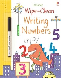 חוברת מחיקה - כותבים מספרים