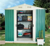 מחסן לאחסון בגינה ובחצר דגם TA64 ברקושופ