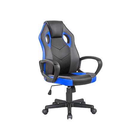 כיסא סופר גיימר ג'וניור HOMAX מעוצב עם משענת גב נוחה וגבוהה במגוון צבעים לבחירה - תמונה 3