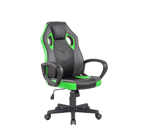 כיסא סופר גיימר ג'וניור HOMAX מעוצב עם משענת גב נוחה וגבוהה במגוון צבעים לבחירה - תמונה 2