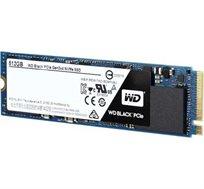 כונן פנימי קשיח WD BLACK SSD 512GB M.2 2280 PCIe NVMe דגם WDS512G1X0C