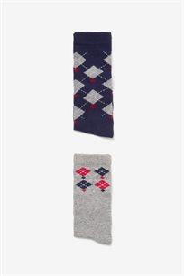מארז 2 זוגות גרביים ארוכים OVS