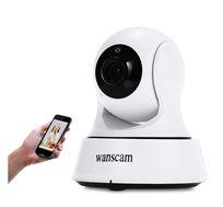 מצלמת IP בעלת צילום וידאו+קול באיכות גבוהה ברזולוציה HD 720X1024