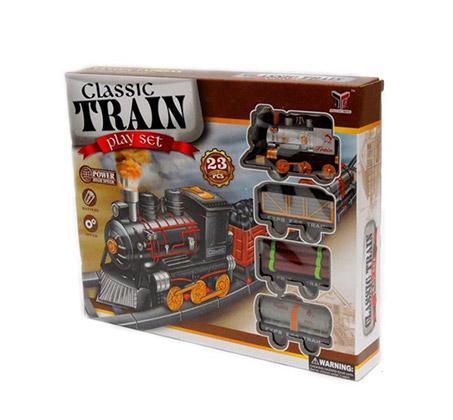 מסילת רכבת משא חשמלית לילדים