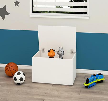 תיבת איחסון רב שימושית דגם PLAY BOX במגוון צבעים לבחירה