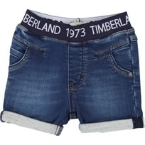 Timberland טימברלנד שורט ג'ינס (3 חודשים - 4 שנים) - כחול