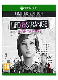 Life Is Strange: Before The Storm Limited Edition Xbox One במלאי! אירופאי!