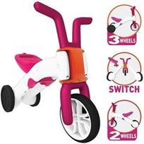 Bunzi אופני איזון מודולריים הראשונים שלי