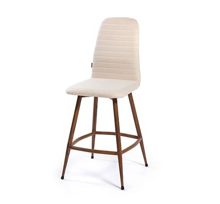 כיסא בר מעוצב לפינת אוכל ולמשרד דגם VESPA במגוון צבעים לבחירה מבית BRADEX - תמונה 8