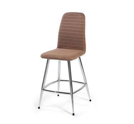 כיסא בר מעוצב לפינת אוכל ולמשרד דגם VESPA במגוון צבעים לבחירה מבית BRADEX - תמונה 3