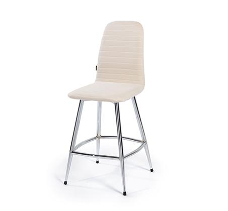 כיסא בר מעוצב לפינת אוכל ולמשרד דגם VESPA במגוון צבעים לבחירה מבית BRADEX - תמונה 7