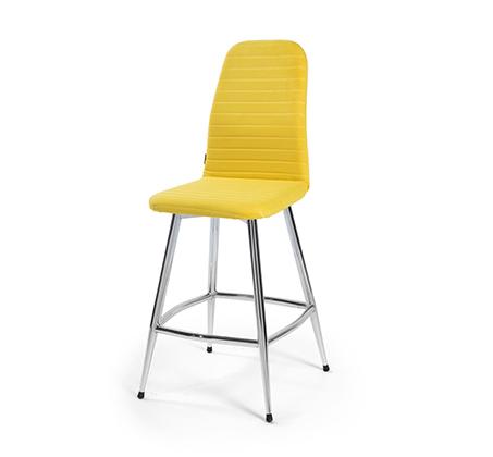 כיסא בר מעוצב לפינת אוכל ולמשרד דגם VESPA במגוון צבעים לבחירה מבית BRADEX - תמונה 5