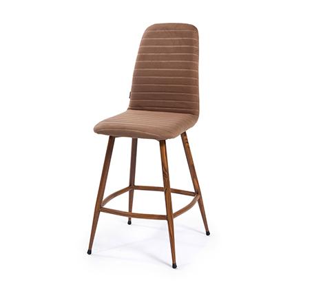 כיסא בר מעוצב לפינת אוכל ולמשרד דגם VESPA במגוון צבעים לבחירה מבית BRADEX - תמונה 4