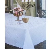 שולחן חגיגי! מפות שולחן טרלין חגיגיות ואיכותיות עשויות מבד דוחה כתמים במגוון צבעים לבחירה