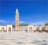 טיול מאורגן ל-8 ימים במרוקו כולל קזבלנקה, רבאט ומרקש החל מכ-$899*