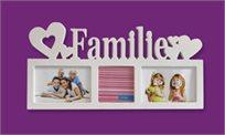 הכי משפחתית! מסגרת לתמונה בעיצוב מרהיב במגוון דגמים
