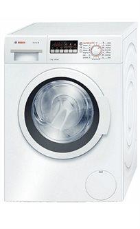 """מכונת כביסה Bosch קיבולת 7 ק""""ג פתח קידמי דגם WAK20260IL יבואן רשמי"""