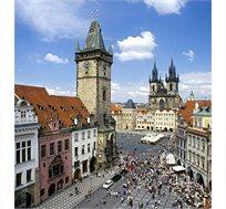 טוסו לצ'כיה! חבילת נופש לפראג עם טיסות 'UP' ל-2 או 3 לילות בחודשים ינואר-מרץ החל מכ-$232* לאדם!