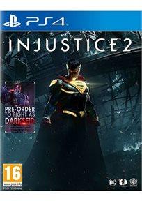 Injustice 2 Ps4 אירופאי!