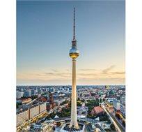 שווה טיסה! חבילת נופש לברלין בטיסות אל על UP ל-3 לילות בחודשים ינואר-פברואר החל מכ-€232* לאדם!