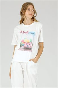 חולצה T-Pink