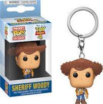 Funko Pop -  Sheriff Woody KeyChain מחזיק מפתחות