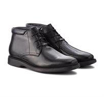 נעליים קלאסיות GEOX לגברים D U BRAYDEN 2FIT ABX D - SMO.LEA בצבע שחור