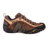 נעלי שטח וטיפוס לגברים 27373705  - חום
