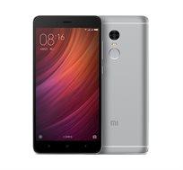 סמארטפון Redmi Note 4 Qualcomm זיכרון 4G+64GB + מגן סיליקון ומדבקת זכוכית למסך מתנה