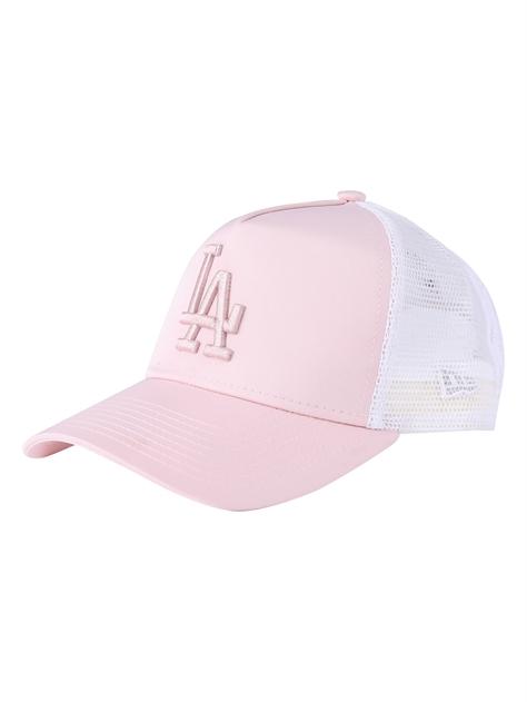New Era יוניסקס// כובע Fasatin Truckr Pink