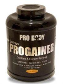 Probody Serious Progainer