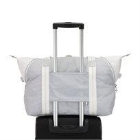 תיק נסיעות גדול Art M - Active Grey Blאפור אקטיבי