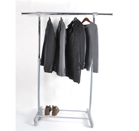 מתלה בגדים נייד מעוצב ומודרני