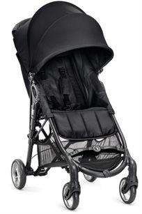 עגלת תינוק וטיולון עם קיפול 3D קומפקטי סיטי מיני זיפ City Mini Zip - בשחור