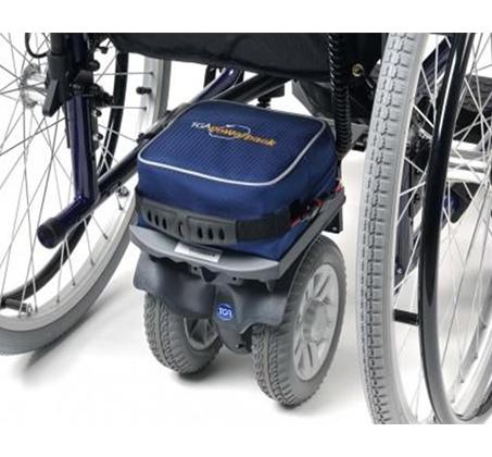 מנוע עזר לכסא גלגלים דגם Powerpack Duo