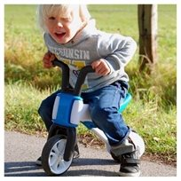 BUNZI אופני איזון מודולריים הראשונים שלי - כחול