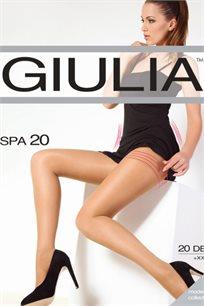 גרביון 20 דנייר מחטב מידה גדולה Giulia - צבע לבחירה