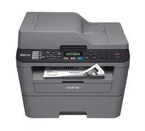מדפסת לייזר משולבת אלחוטית עם דופלקס מובנה Brother MFC-L2700DW