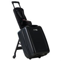 מזוודה עם מושב נשיאה לתינוק Bagrider