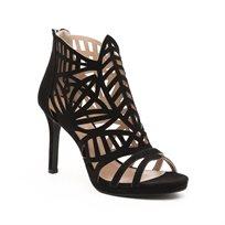 Seventy Nine - נעלי עקב סטילטו גבוהות בצבע שחור