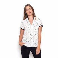 חולצת סופיה לבנה