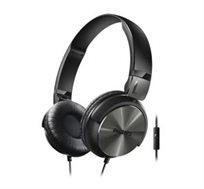 """אוזניות בסגנון DJ עם רמקול 32 מ""""מ SHL3165"""