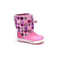 Crocband II.5 Hello Kitty® CCBoot - מגפי הלו קיטי